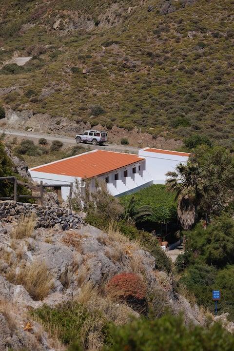Preveli Crete - Dionyssos Rooms