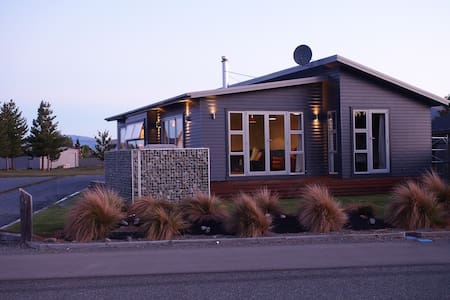 Modern, comfortable, well appointed - Twizel