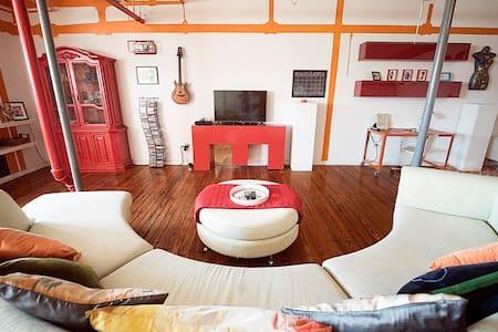 Amazing & Creative Loft MIAMI FreeParking 4Beds - Miami