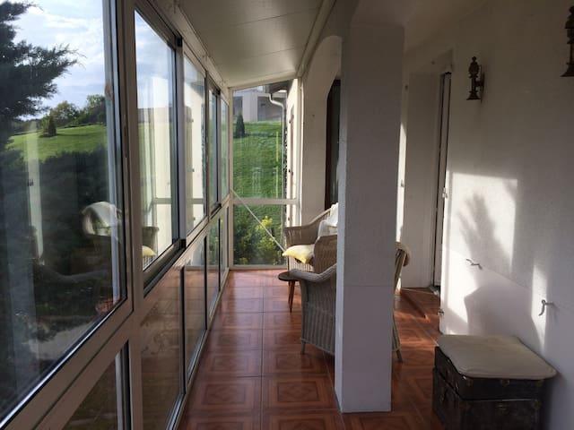 appartement dans une maison de campagne - Saint-Étienne-de-Maurs - Lägenhet