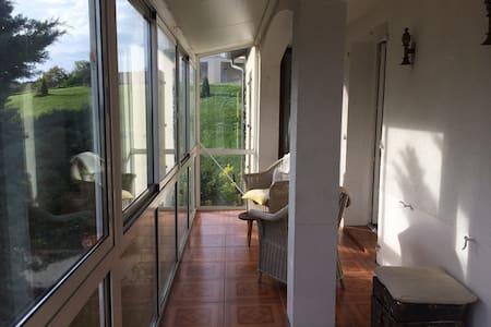 appartement dans une maison de campagne - Saint-Étienne-de-Maurs