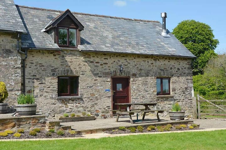 Delightful pet-friendly spacious barn conversion in Exmoor National Park - Dulverton, - Hus