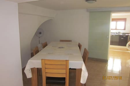 4 BR TownHouse - Self Catering - Cocentaina