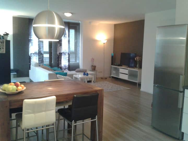 Beautiful spacious apartment in center Eindhoven