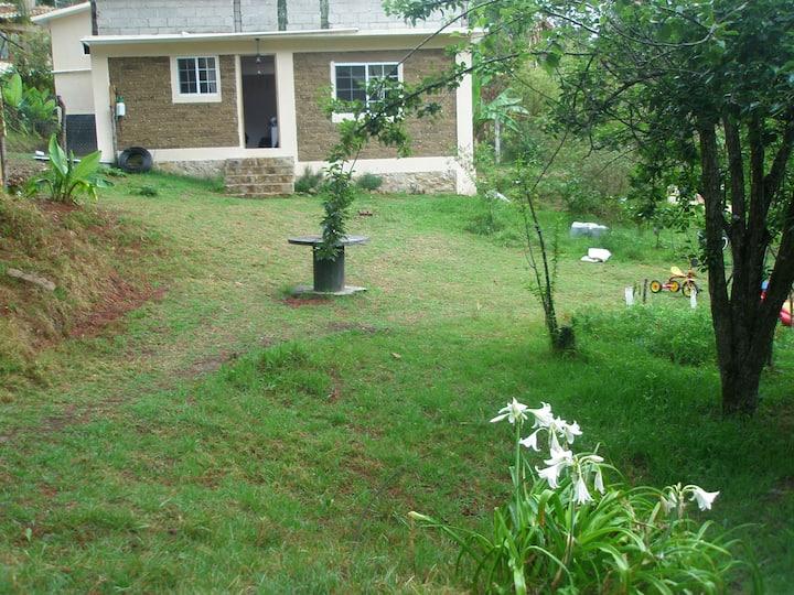 Agroecological Cabaña for Good Living :-)