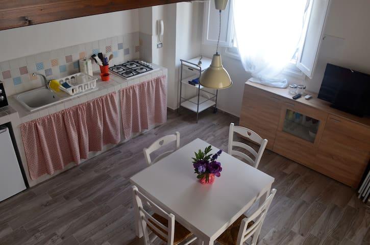 """appartamento """"Punta Suina"""" - Matino - Flat"""