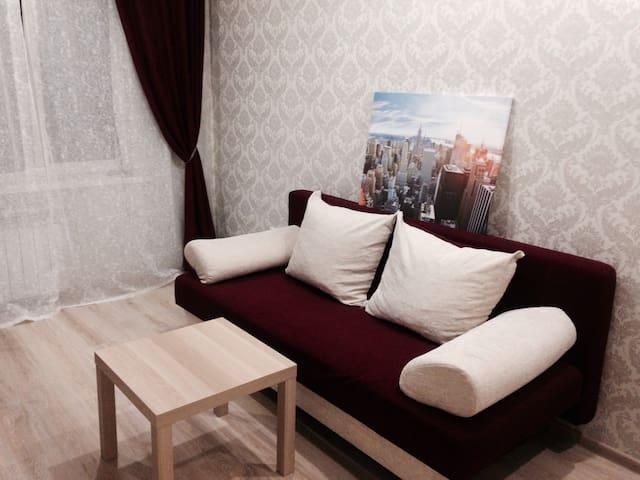 Уютная комната в центре Казани