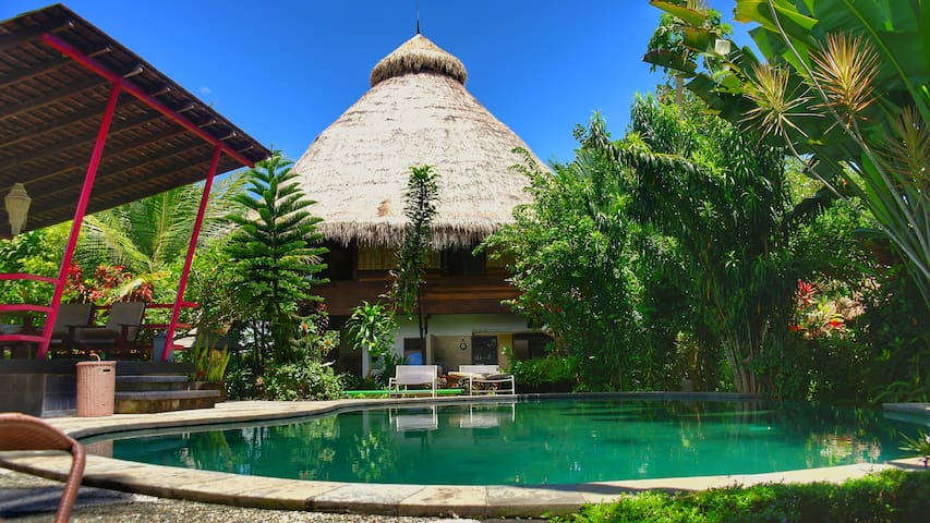 Ijen at Rumah Semanggi - room with garden view