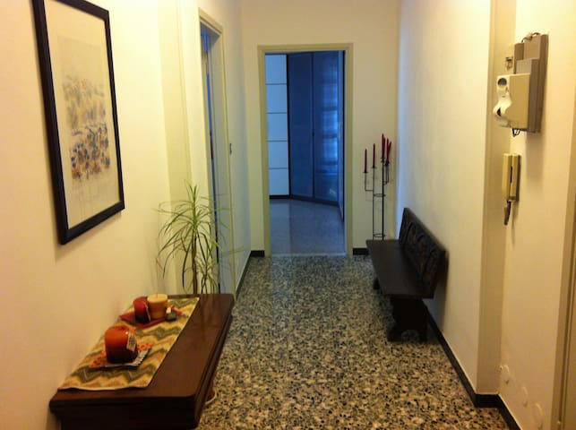 Exclusive Cozy central Double Room - Alessandria - Apartemen