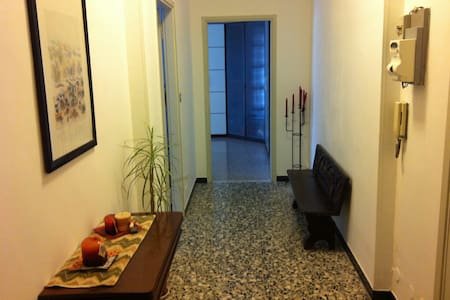 Exclusive Cozy central Double Room - Alessandria - Daire