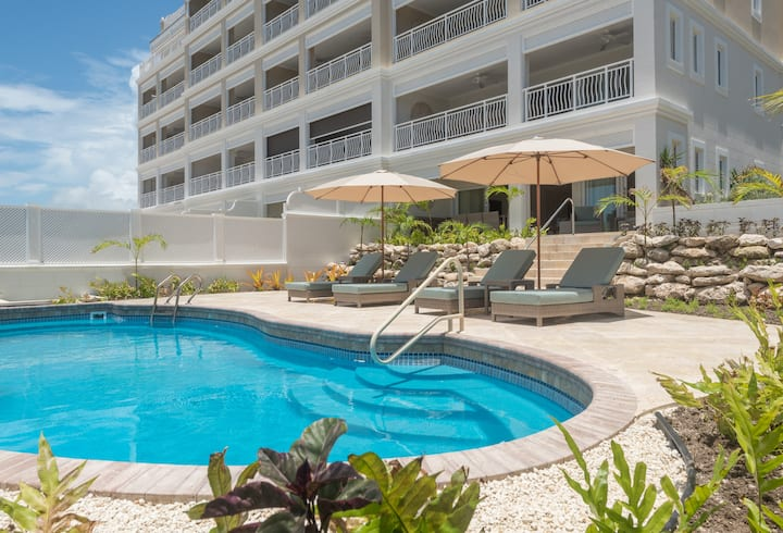 The Crane Private Residences - 2BR w/ Deluxe Pool