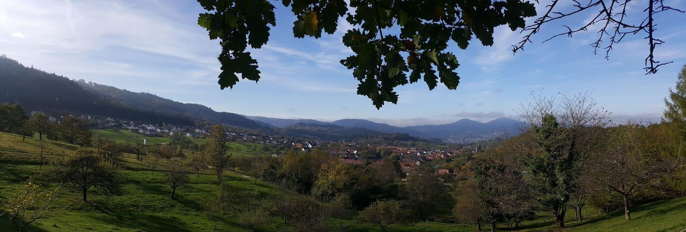 Wohnen, Wandern & Wohlfühlen im Schwarzwald