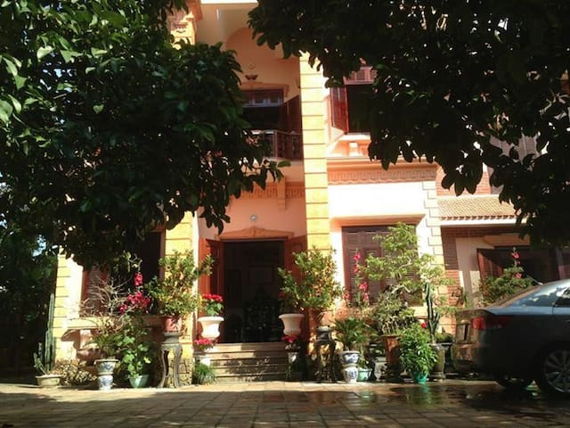 Thai Cong Nguyen Home - Huế  - Casa