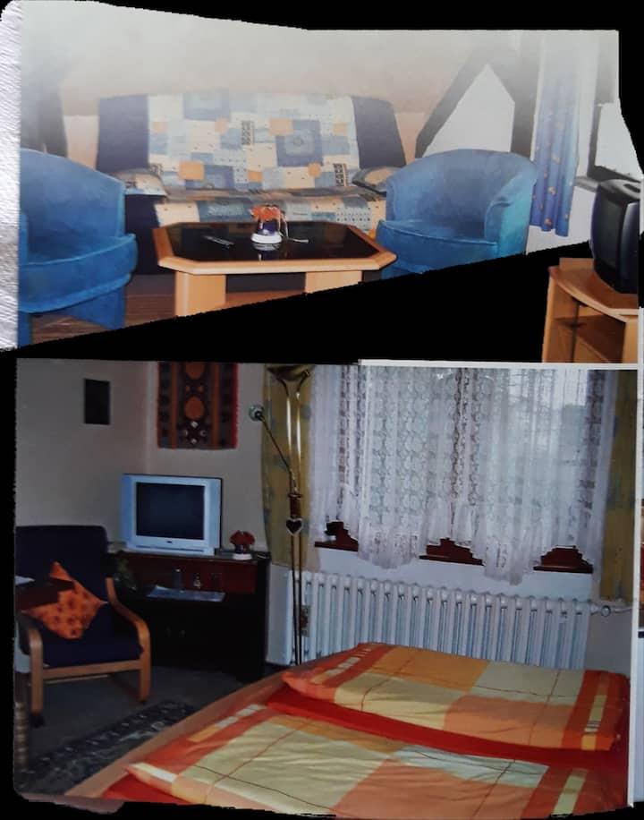 Schlossvorstadt Gästezimmer Wolter