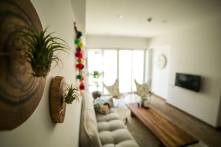 Lovely, bright and new flat in Barranco. - Barranco