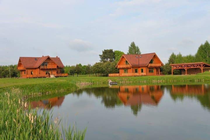 """Vila """"Tola"""" - Pociūnai - Casa de camp"""