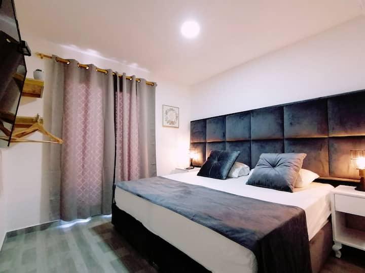 HOTEL PARIS 🗼 habitación doble