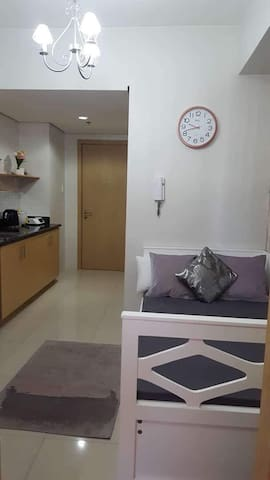 Brand New! Grass Residences 1BR w/ WiFi & Netflix