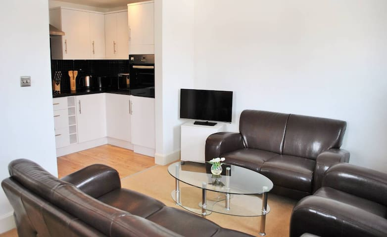 Central London 2 Bed Luxury 5 mins from Southbank - Londres - Apartamento