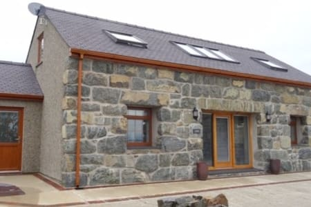 DERI-newly converted barn with panoramic views