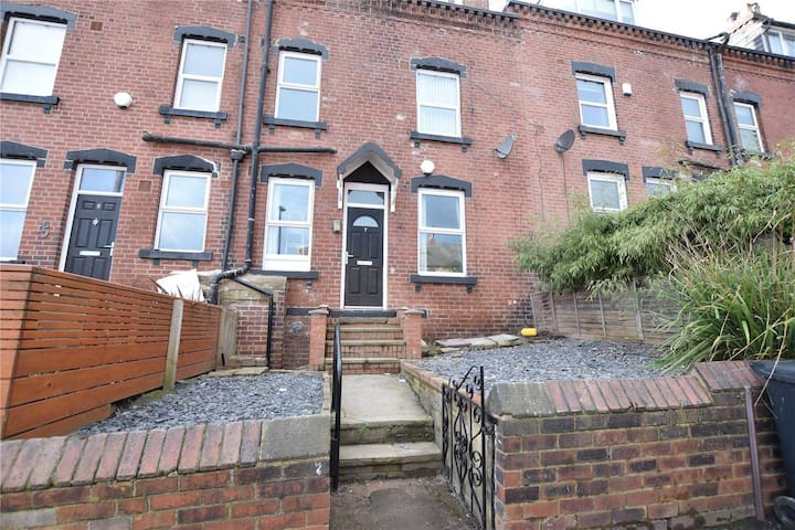 3 bed house, Highbury Street, Meanwood, Leeds