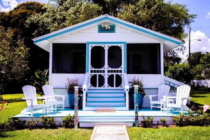 Cottage at Lake Tulane