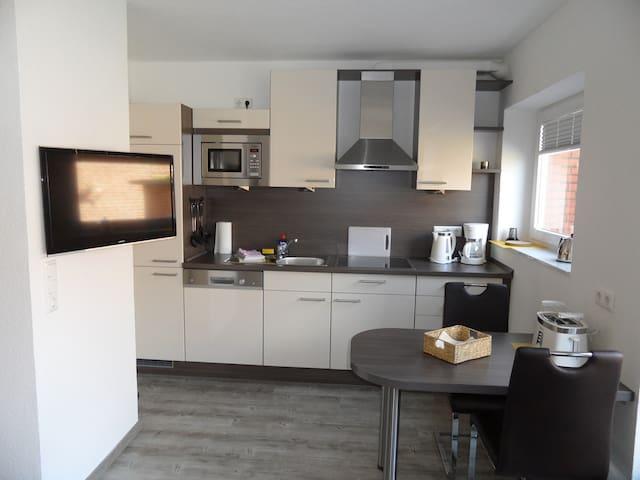 Schöne Wohnung auf Baltrum *11 - Baltrum - Byt