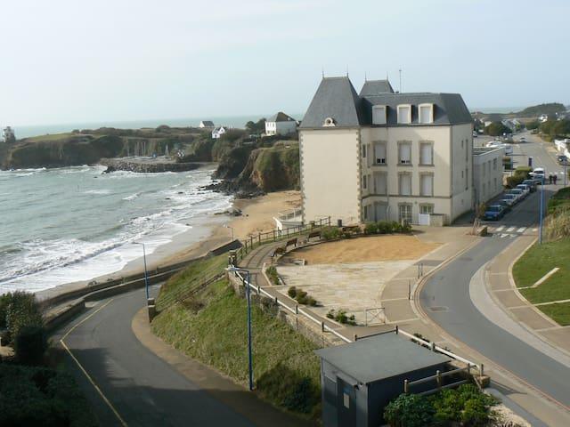APPARTEMENT LES PIEDS DANS L'EAU - Clohars-Carnoët - Apartment