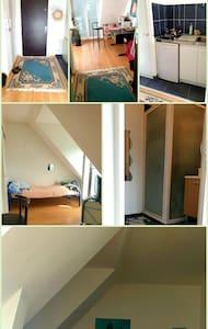 Charmant appartement T1 Cosy Lumineux et Moderne.