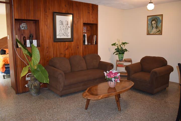 Cozy Apartment near Airport