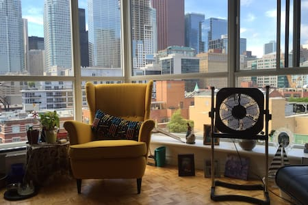 Junior penthouse share! - Toronto  - Bed & Breakfast