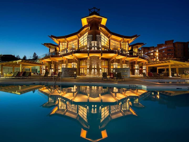 World Class Amenities and Lakeview Resort Property
