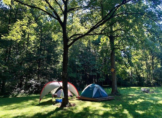 Camping platform #2