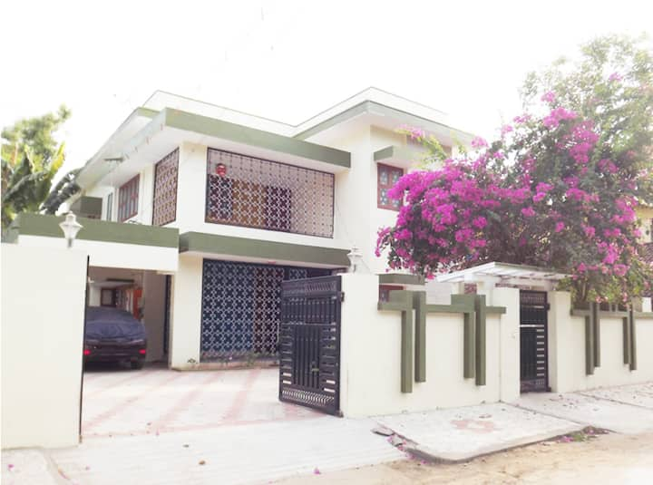 Sri Laxmi Guest House perfect for families! 4 to 6