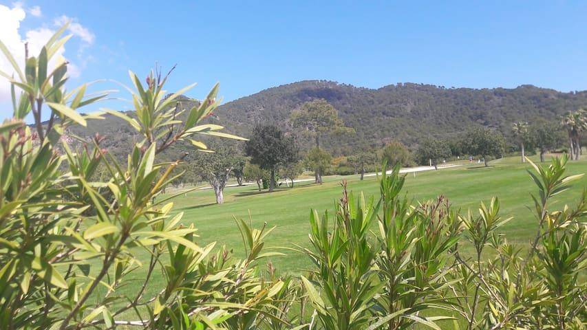Luxury Apartamento junto campo de Golf - Son Servera - Huoneisto