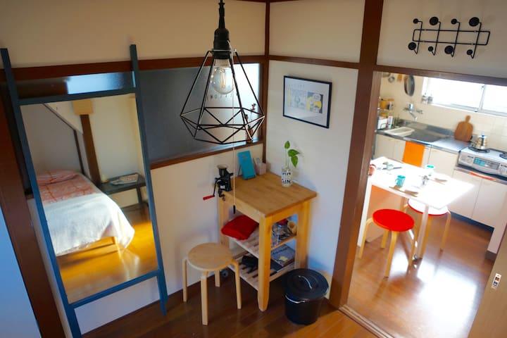Clean & Lovely room in Hatsudai :) - Shibuya-ku - Talo