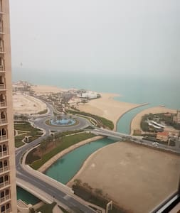 Water front property 1 BHK viva bahriya in Pearl.