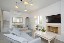 Seaside Naxos • Aetheria • 4 Bdr Villa @ Plaka ⛱️