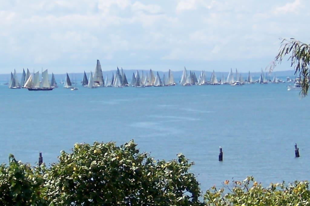 Brisbane to Gladstone Yacht Race
