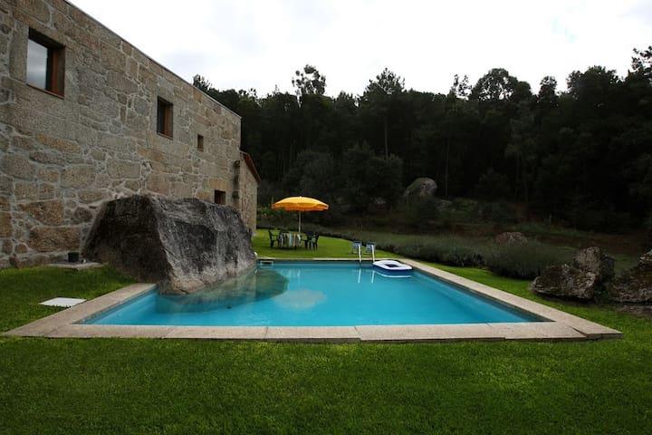 Quinta de Pindela - Casa da Bouça - Cruz - วิลล่า