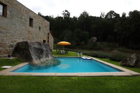 Quinta de Pindela - Casa da Bouça - Cruz - 別墅