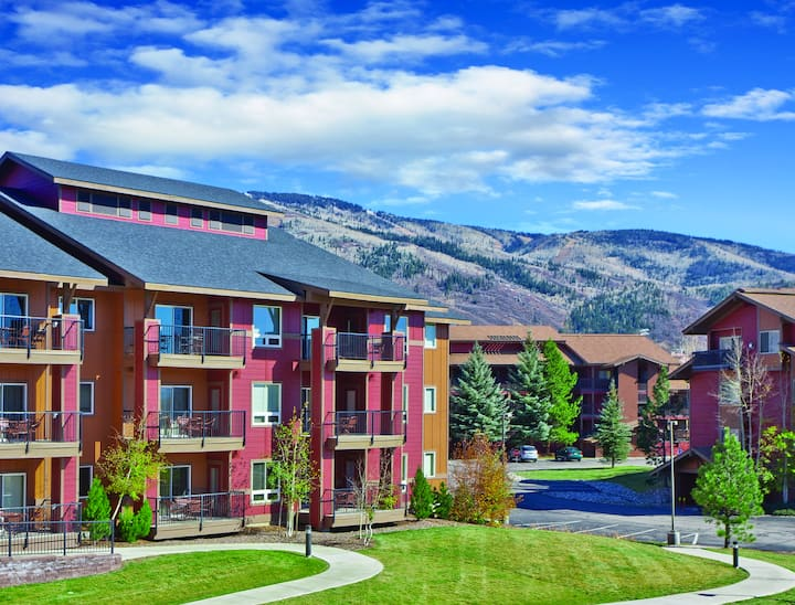 2 BD condo @WM Steamboat Springs-no cleaning fee!