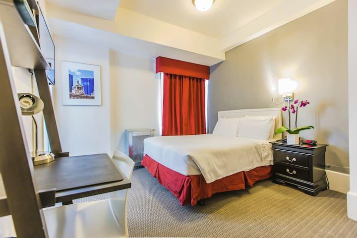 Grant Plaza Hotel, Standard Double
