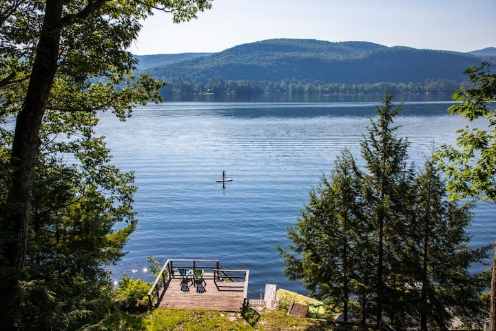 A great lake for SUP's!