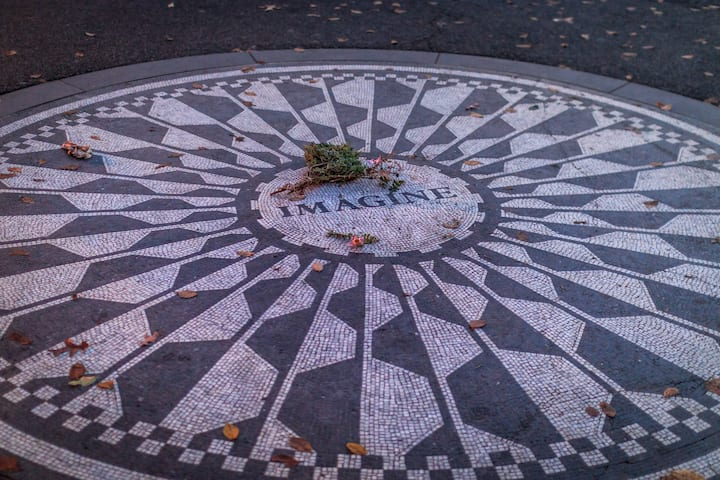 Strawberry Fields is our third stop