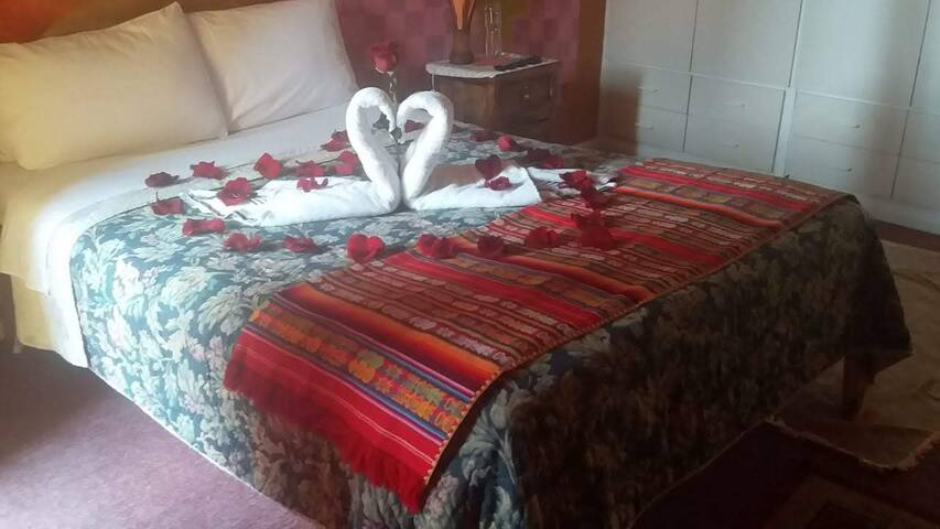Hostal  OtavaloHuasi2 Precio estadia larga