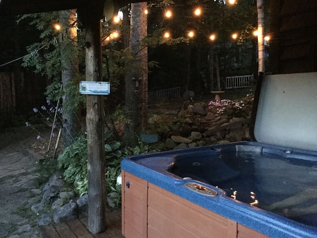 Secluded Hideaway Hot Tub & Turbo Speed Wifi