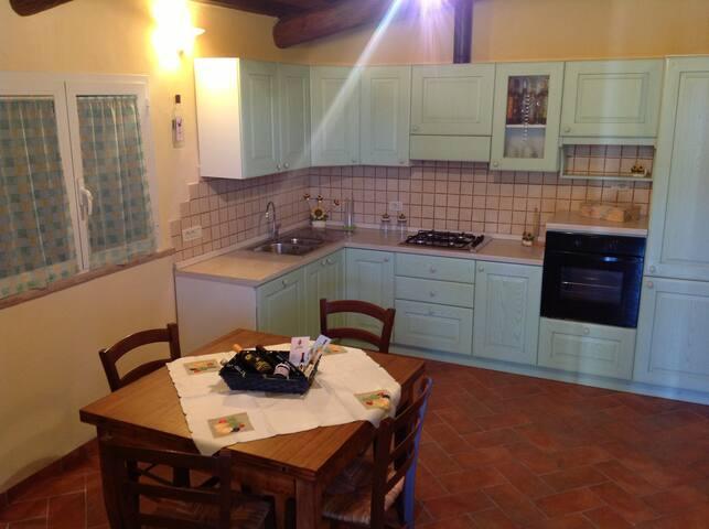 Appartamento Fico d'India - Magliano in Toscana