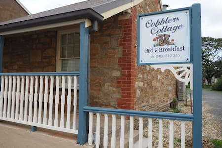 Cobblers Cottage Bed and Breakfast - Willunga - Oda + Kahvaltı