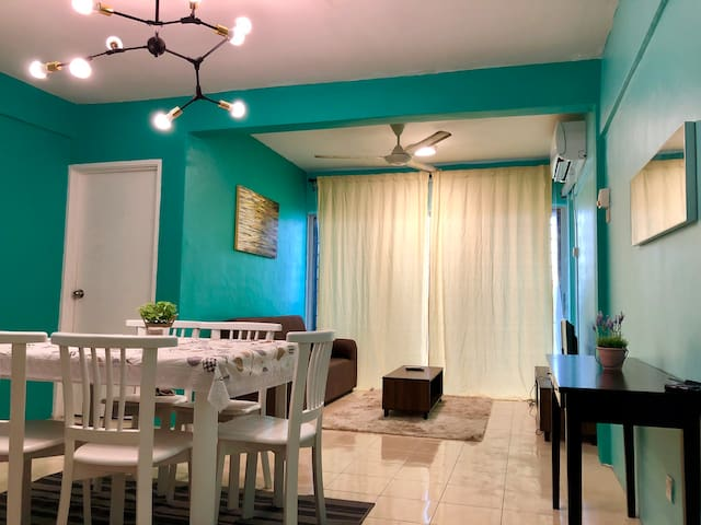Economy GuestHouse 3Bedroom Seri Alam